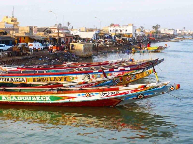 ruta per Senegal